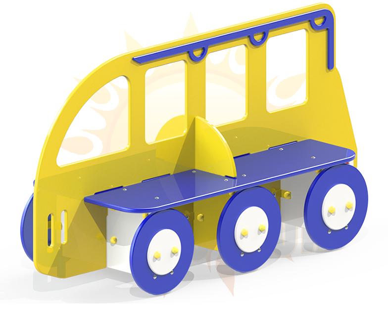 Avtobus s logo