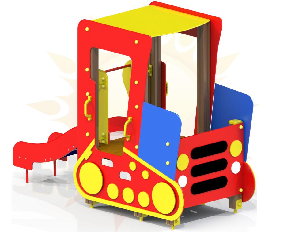 IK Traktor mini s gorkoj
