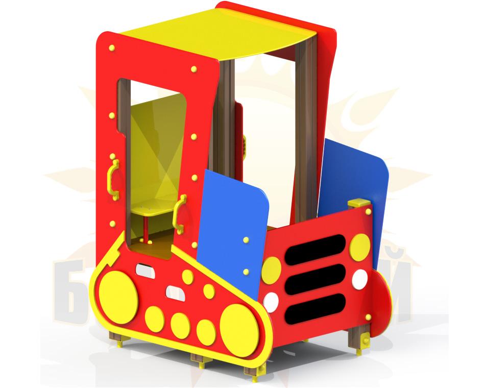 IK Traktor mini
