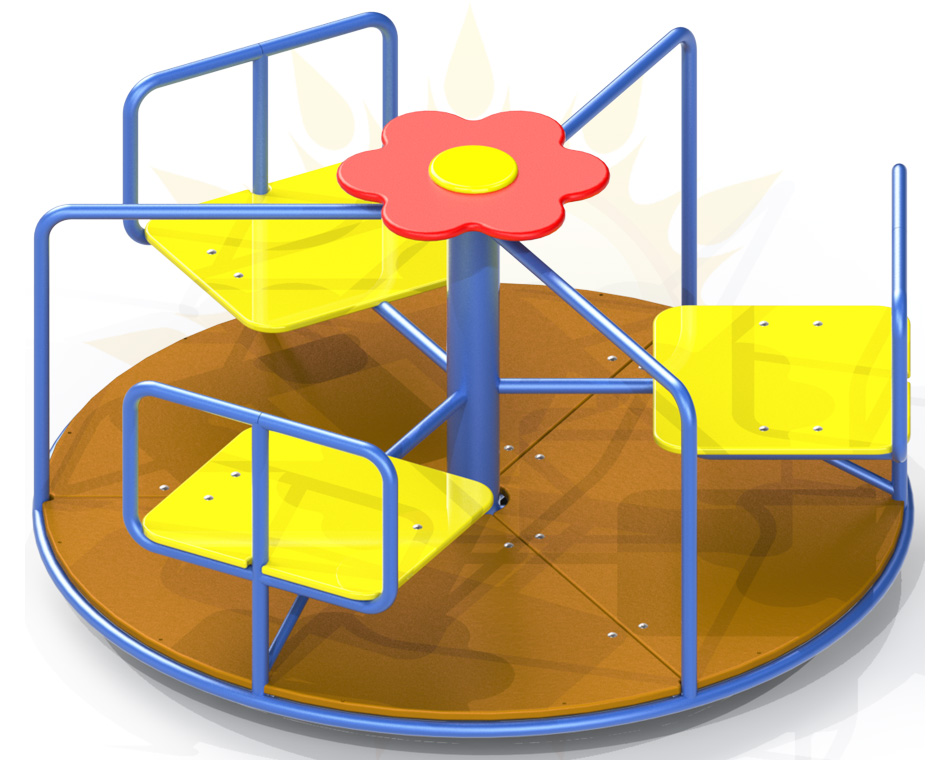 Karusel Romashka