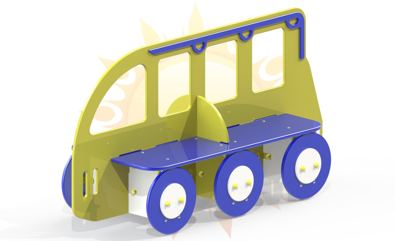 Skamejka Avtobus logo