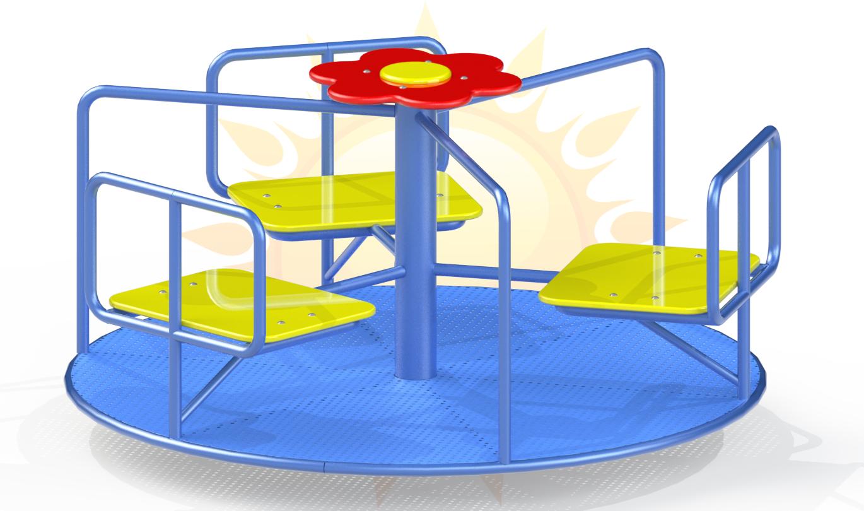 karusel romashka logo