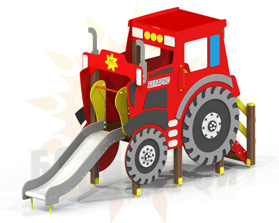 traktor bolshoj